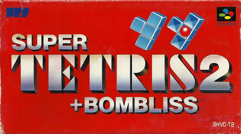 SFC - Super Tetris 2 + Bombliss
