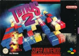 SNES - Tetris 2