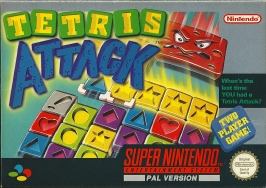 SNES - Tetris Attack