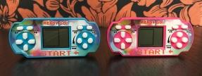 Tetris clone mini PSP handheld