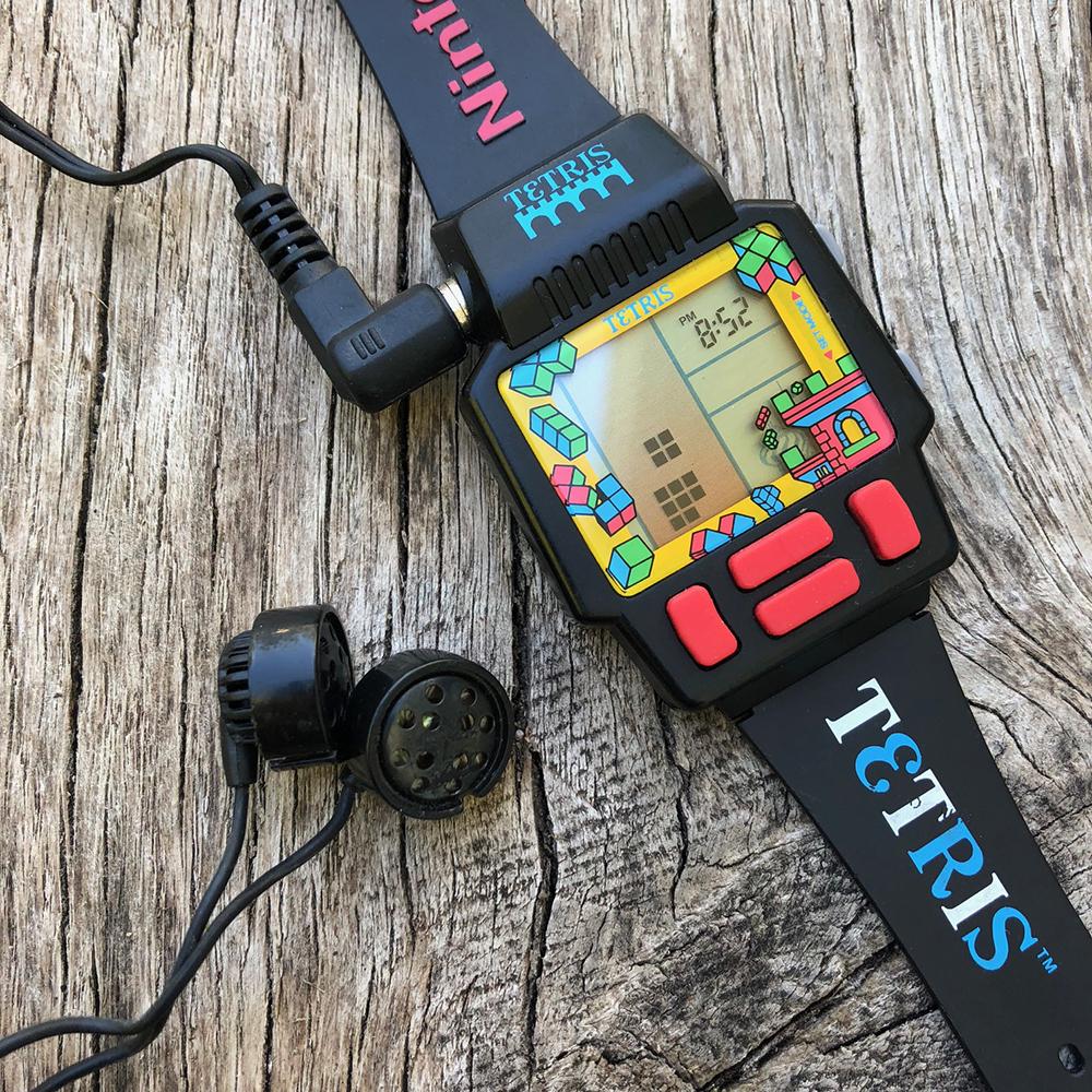 Tetris Game Watch Elorg