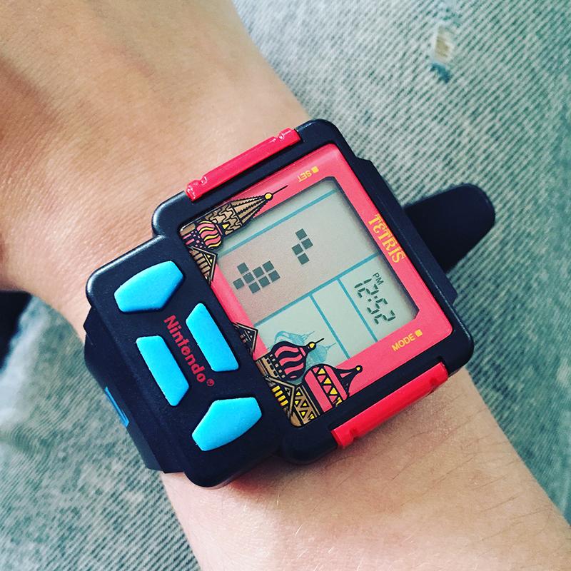 Tetris Game & Watch