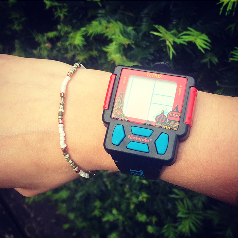 Tetris Game Watch