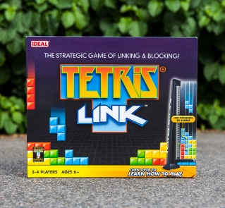 Tetris Link Board game