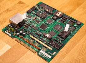 Tetris Plus 2 PCB
