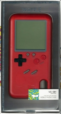 Wanle Tetris iPhone case red