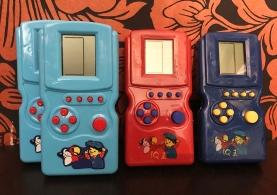 Wisdom Games Tetris clones