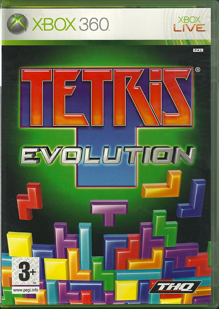 Xbox 360 - Tetris Evolution