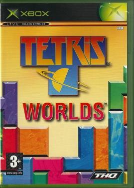 Xbox - Tetris Worlds