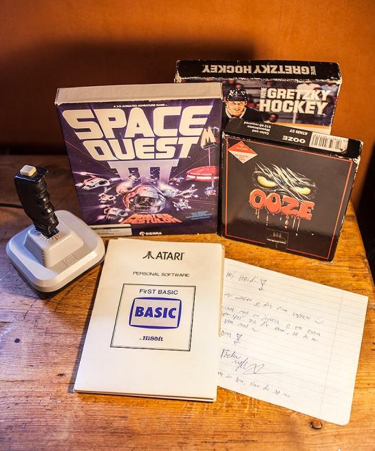 Atari ST trade