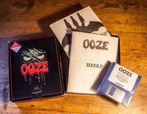 Ooze on Atari ST