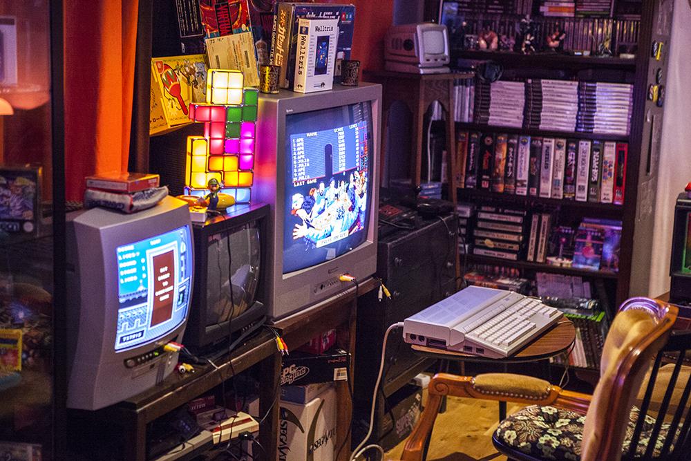Tetris on Atari ST