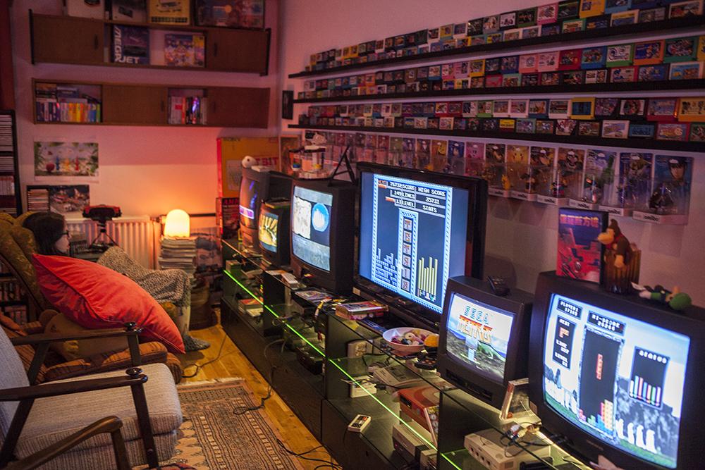 Tetris on every screen!