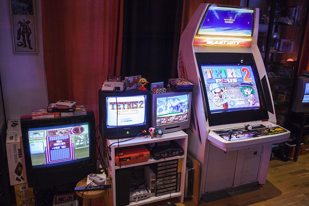 Tetris Plus 2 on arcade