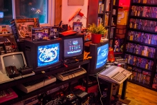 Twintris on Amiga and Tetris on ZX Spectrum