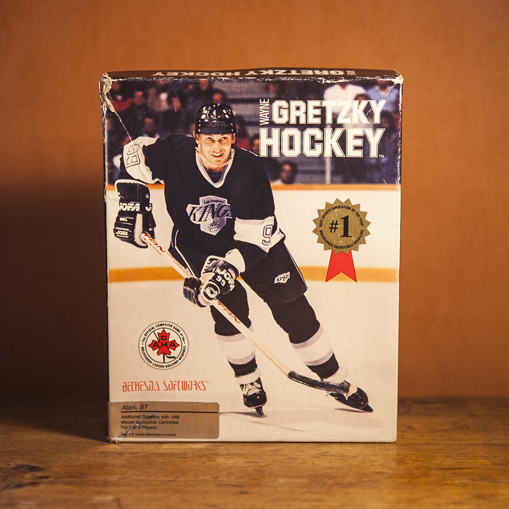 Wayne Gretzky Hockey Atari ST