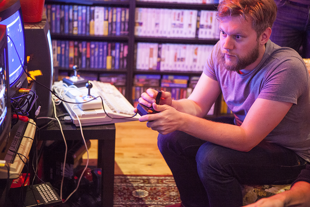 Retro Rumble - Atari 2600