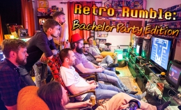Retro Rumble – Bachelor party edition XD