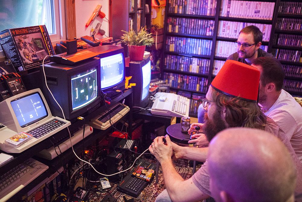 Retro Rumble - Combat Atari 2600