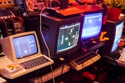 Retro Rumble - Old school consoles