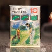 10 Golf - Videopac