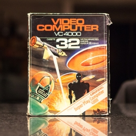32 Invaders - Video Computer VC4000