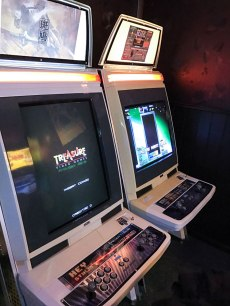 Arcades at HEY Stockholm