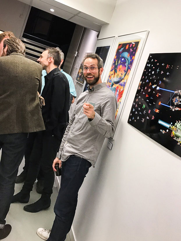 Martin Lindell - Author of Svensk Videospelsutveckling