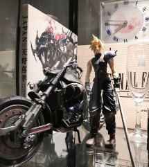 Cloud from FF7