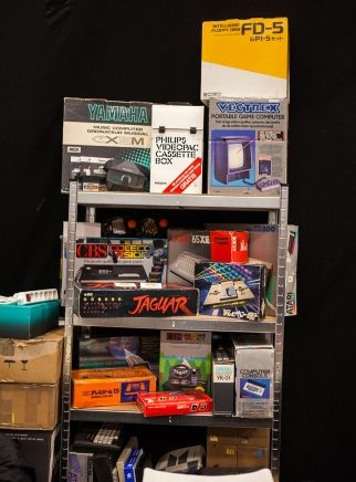 Coleco Vision and Vectrex