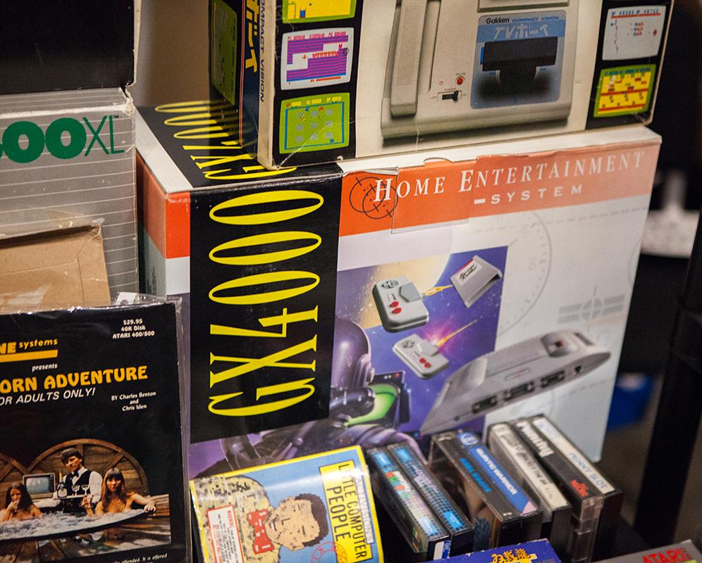 GX4000 - Amstrad home console