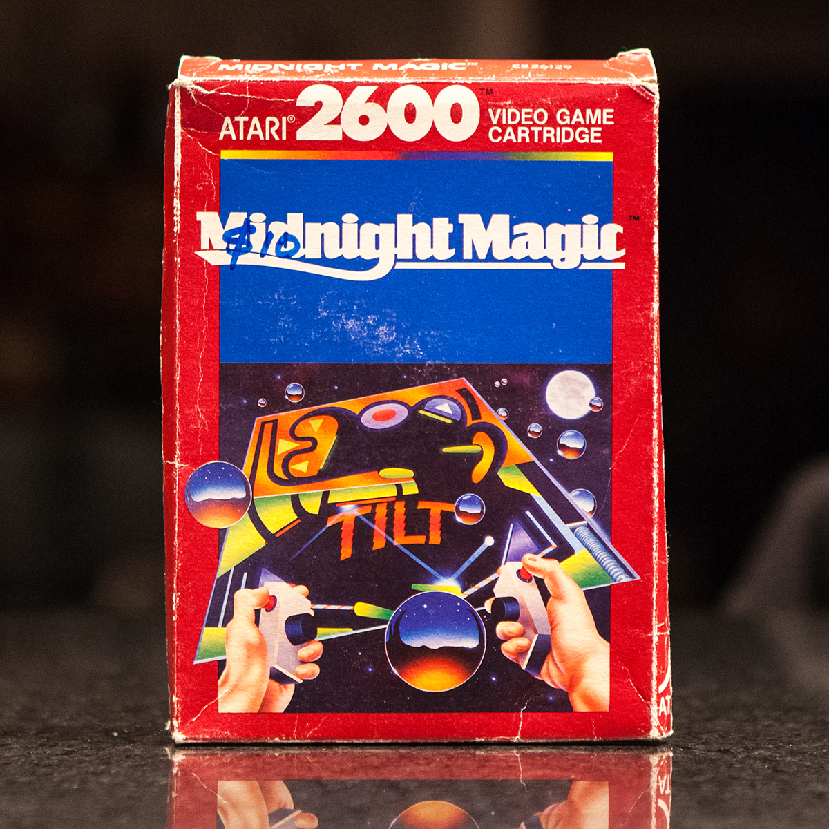 Midnight Magic - Atari 2600