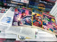 NES collection on display at Stockholms Gaming museum