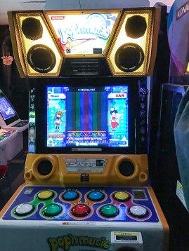 Pop n' Music arcade