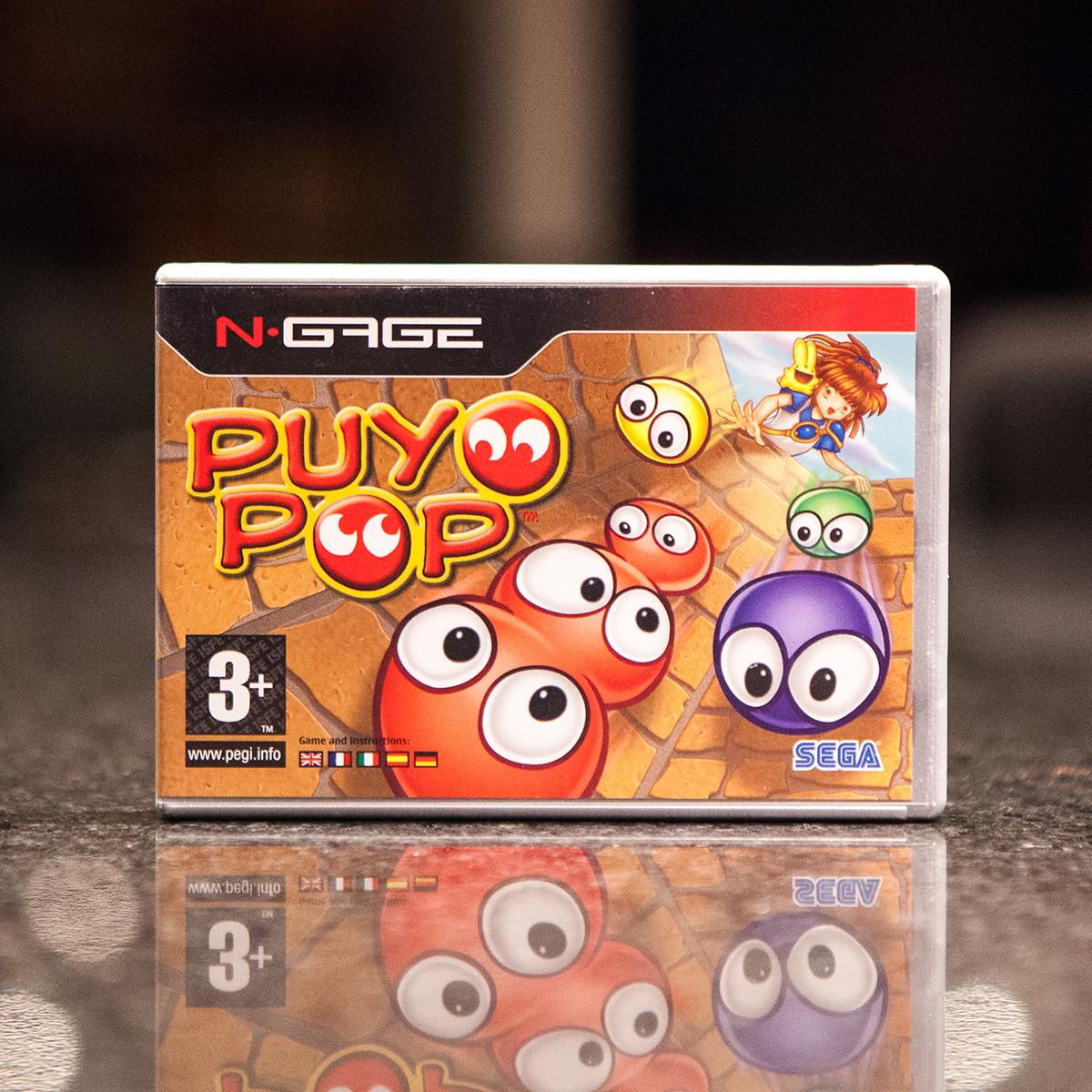 Puyo Puyo - Nokia N-Gage