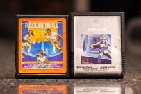 Racquetball and Arilock - Atari 2600