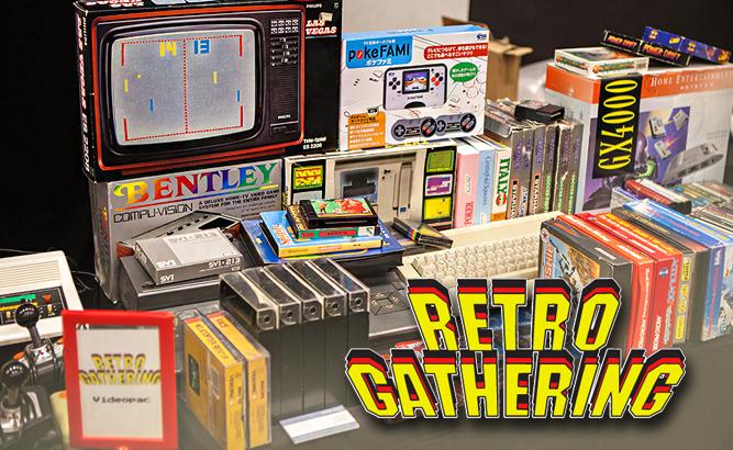 Retro Gathering 2016
