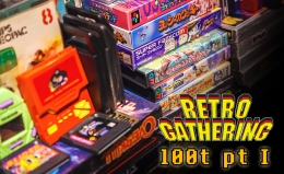 Retro Gathering L00t part I