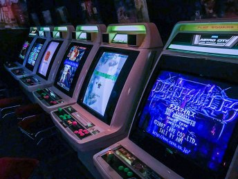 Shmups in a row
