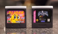 Slider & Mighty Morphin Power Rangers - Game Gear
