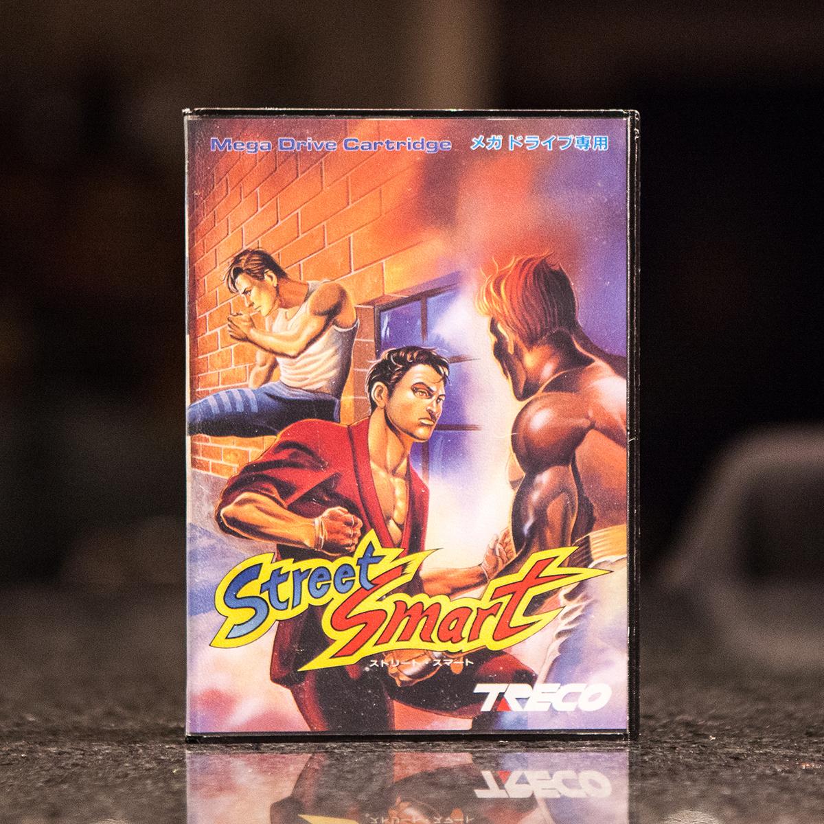 Street Smart - Sega Mega Drive