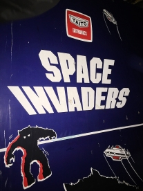 Taito Space Invaders arcade