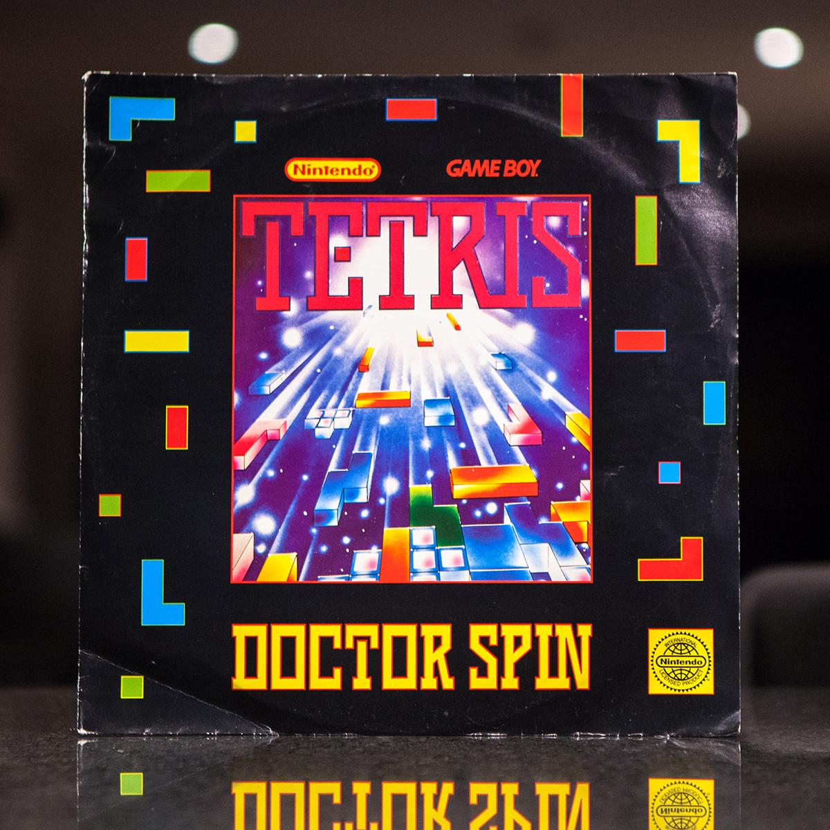 Doctor Spin Tetris LP