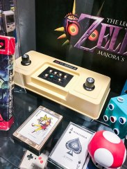 TV Game 6 by Nintendo on display at Stockholms game museum