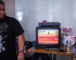 Zelda on CDI on display