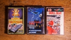 Ah Diddums, Transylvania Tower and Braxx Bluff for ZX Spectrum