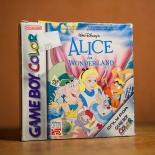 Alice in Wonderland - Game Boy Color