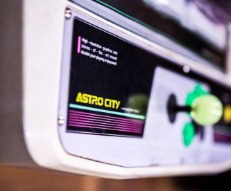 Astro City 2 arcade