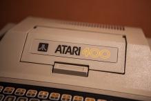 Atari 400 Computer