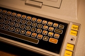 Atari 400 Swedish keyboard